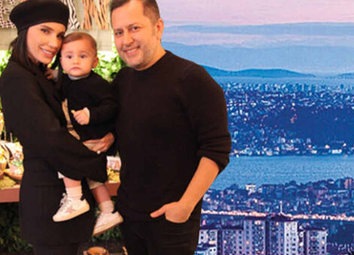 Barcelona'dan gelen Gülşen-Ozan Çolakoğlu çifti, otele yerleşti