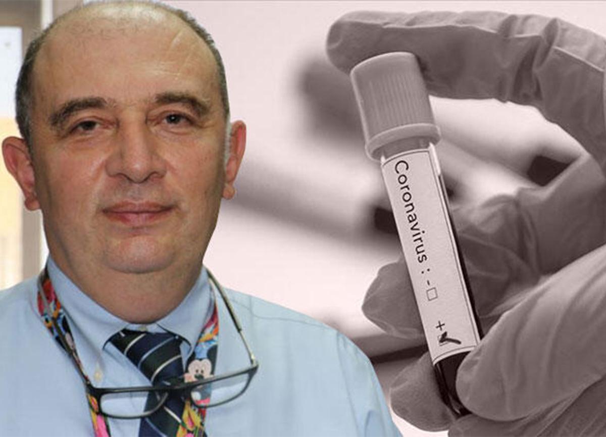 Prof. Dr. Ateş Kara'dan aşı açıklaması: '100 kat daha güvenli'