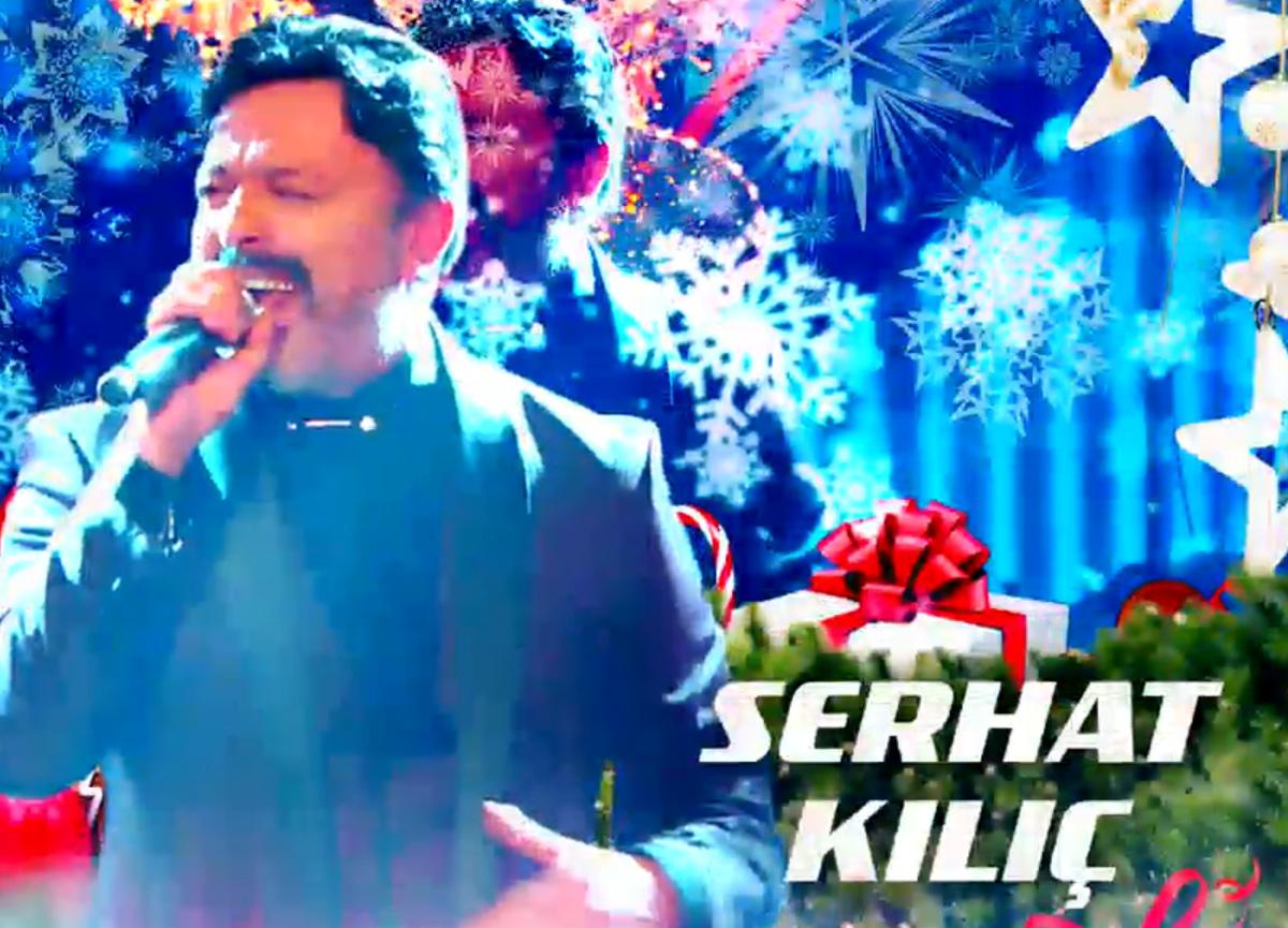 Serhat Kılıç kimdir? Serhat Kılıç'tan O Ses Türkiye Yılbaşı rap performansı