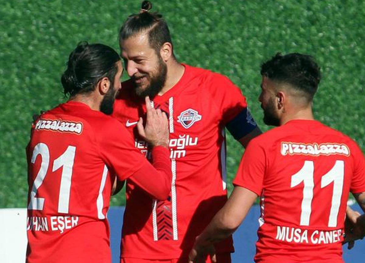 Bu sefer oldu: Batuhan Karadeniz, Hekimoğlu Trabzon'da şov yapıyor