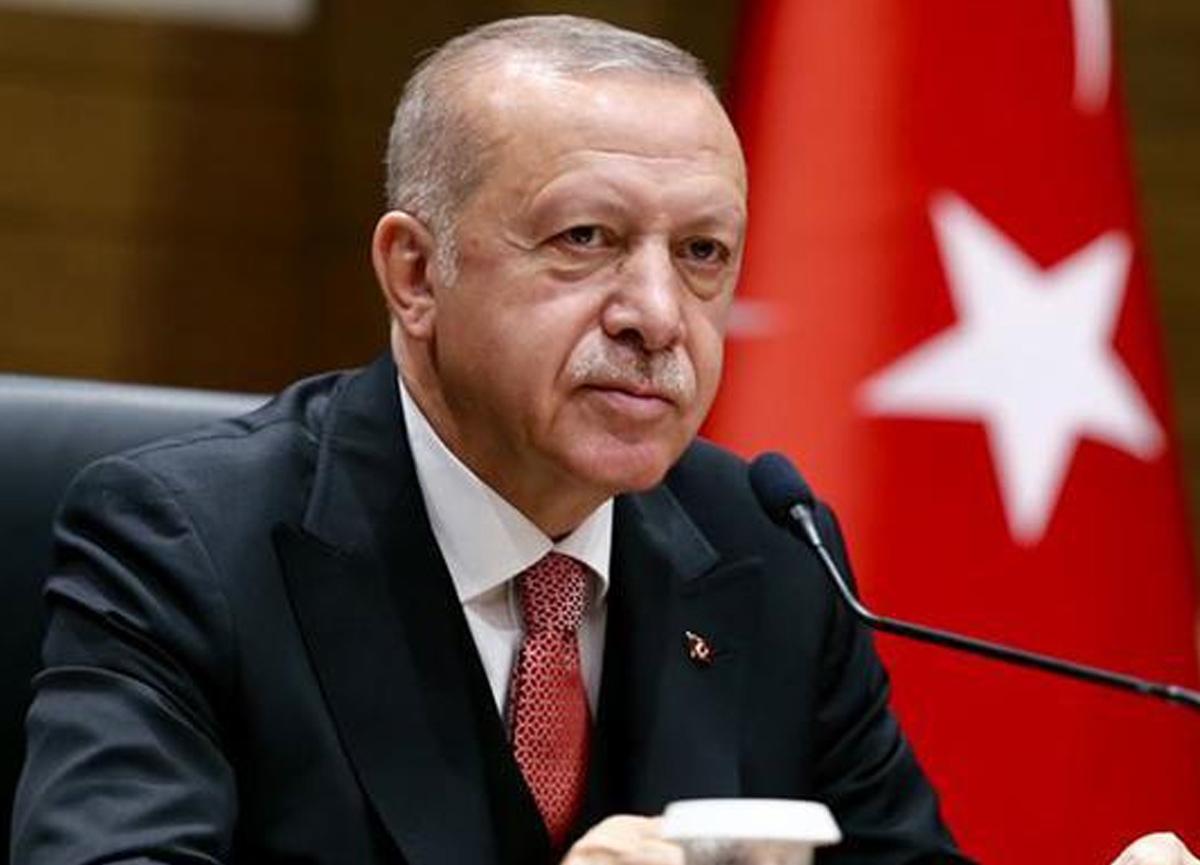 Cumhurbaşkanı Erdoğan'dan yeni yıl mesajı! Cumhurbaşkanı Erdoğan 2021 için dileklerini sıraladı...