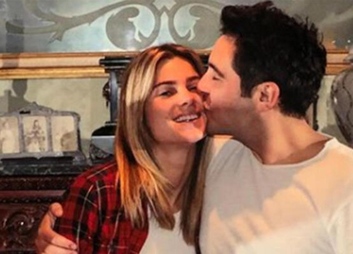 Hacı Sabancı, nişanlısı Nazlı Kayı'nın yeni yaşını kutladı