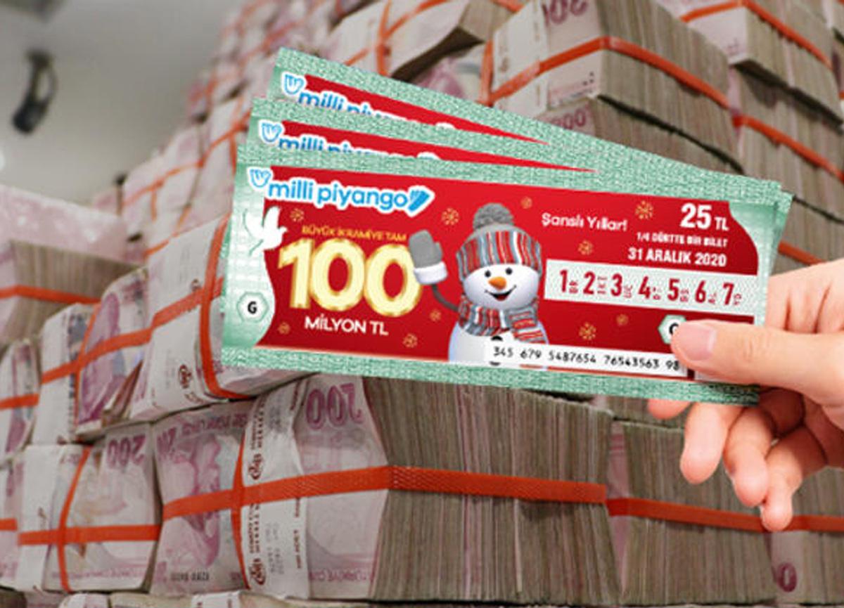 Milli Piyango 2021 yılbaşı çekilişi saat kaçta yapılacak? Milli Piyango yılbaşı biletleri ne kadar?