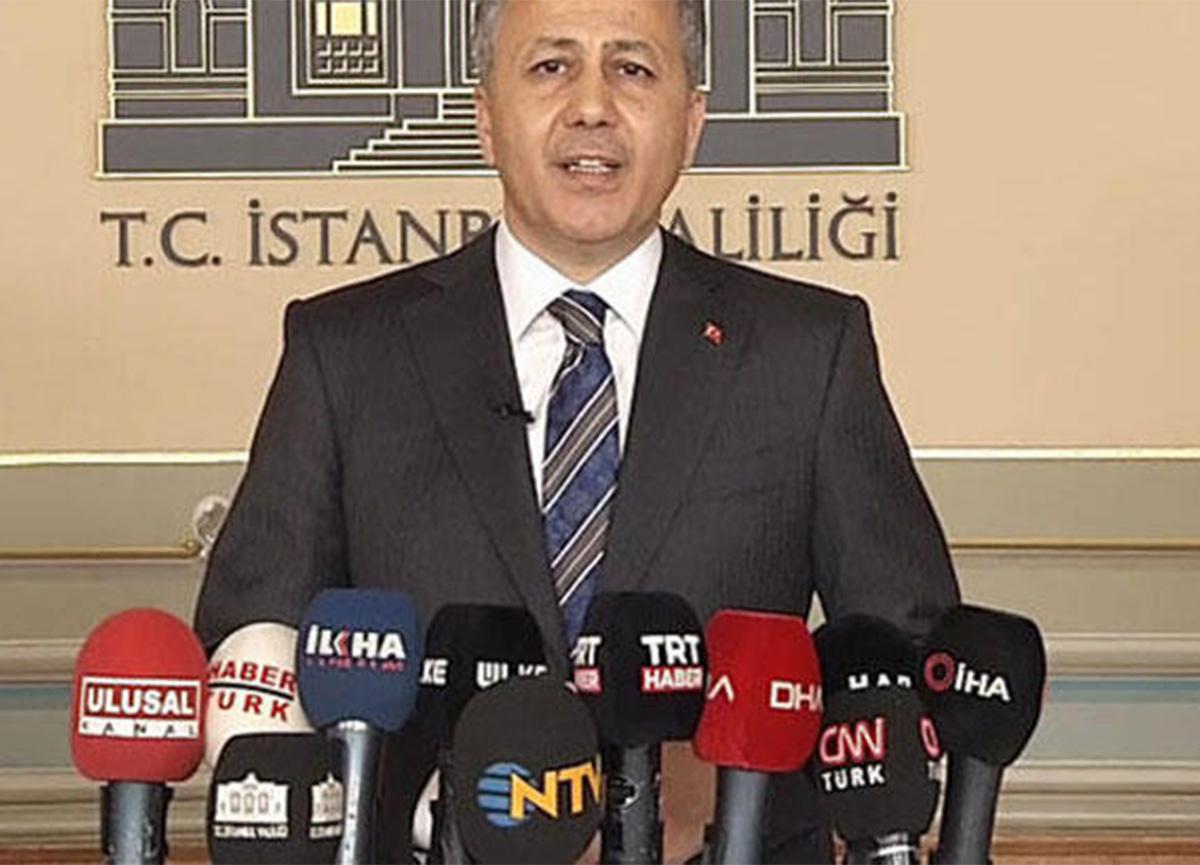 İstanbul Valisi Ali Yerlikaya'dan önemli açıklamalar