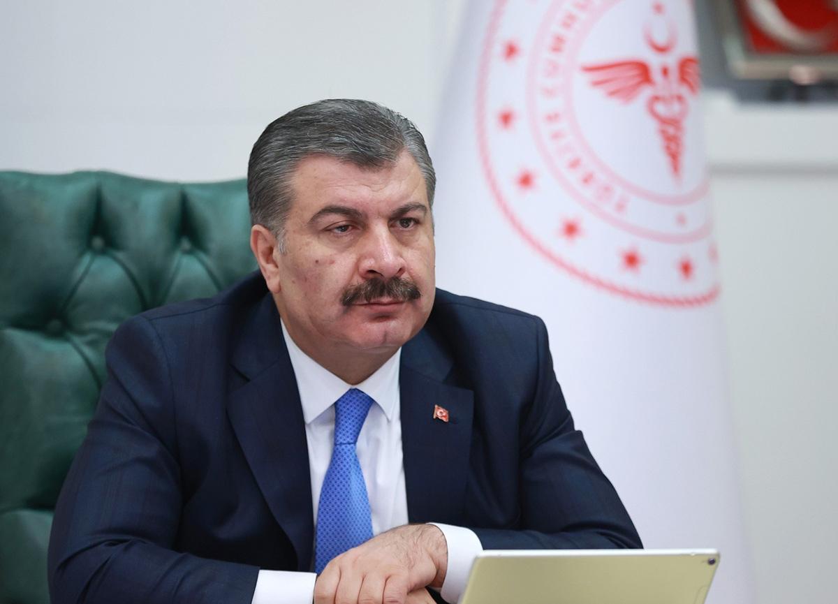 Son dakika: Sağlık Bakanı Fahrettin Koca, koronavirüs ile ilgili son durumu açıkladı