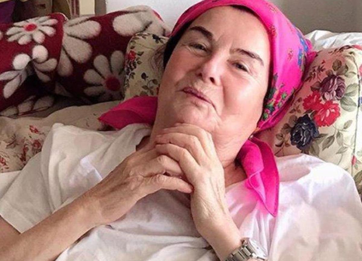 Usta oyuncu Fatma Girik'ten kötü haber! Açıkladı: İyi değilim...