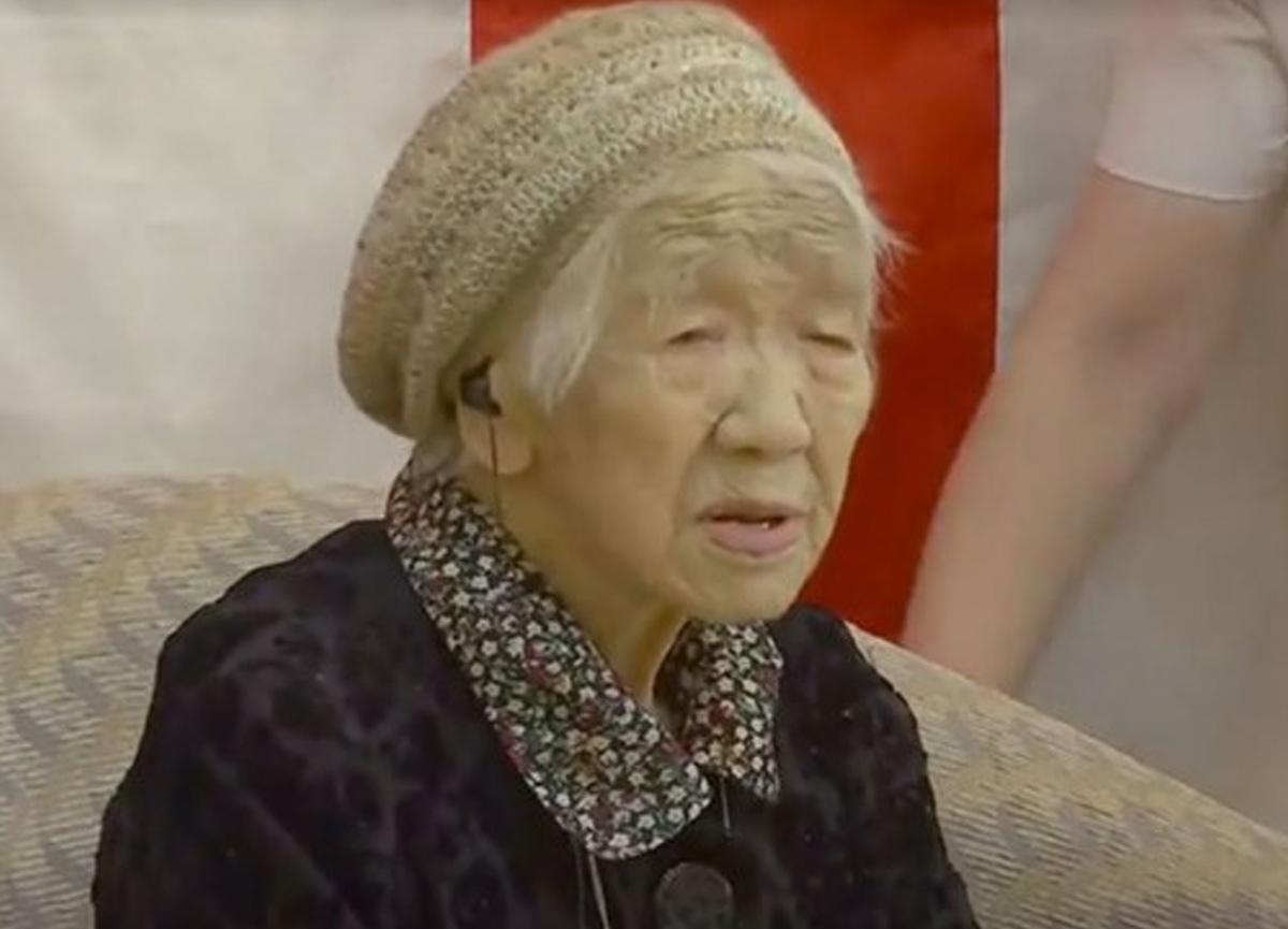 Guinness'e göre dünyanın en yaşlı insanı Kane Tanaka 118 yaşına girdi