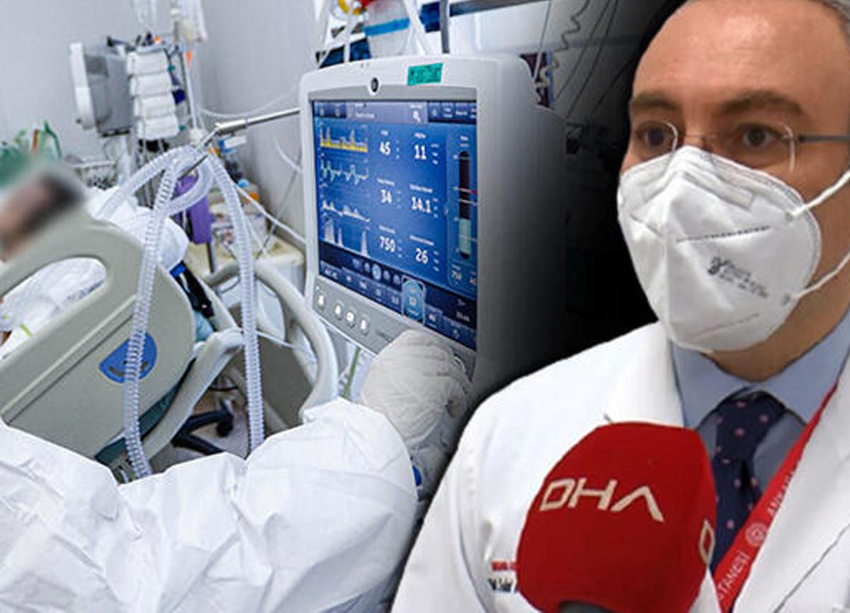 Prof. Dr. Evren Yaşar, koronavirüs hastalarını bekleyen yeni tehlikeyi açıkladı