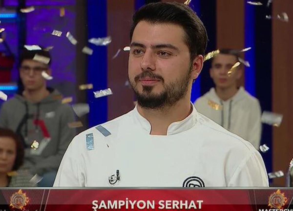 MasterChef Serhat kimdir? MasterChef Türkiye 2020 şampiyonu Serhat Doğramacı kimdir, kaç yaşında, nereli?