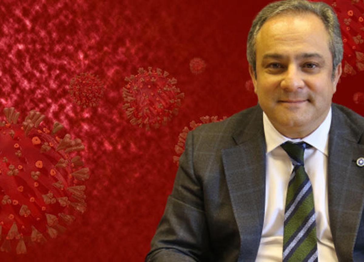Prof. Dr. Mustafa Necmi İlhan koronavirüs mutasyonuyla ilgili önemli açıklamada bulundu!