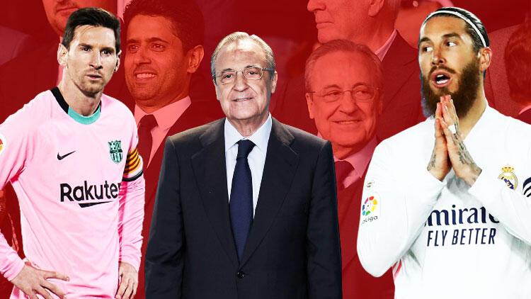 Yılın transfer olayı! Sergio Ramos ve Lionel Messi...