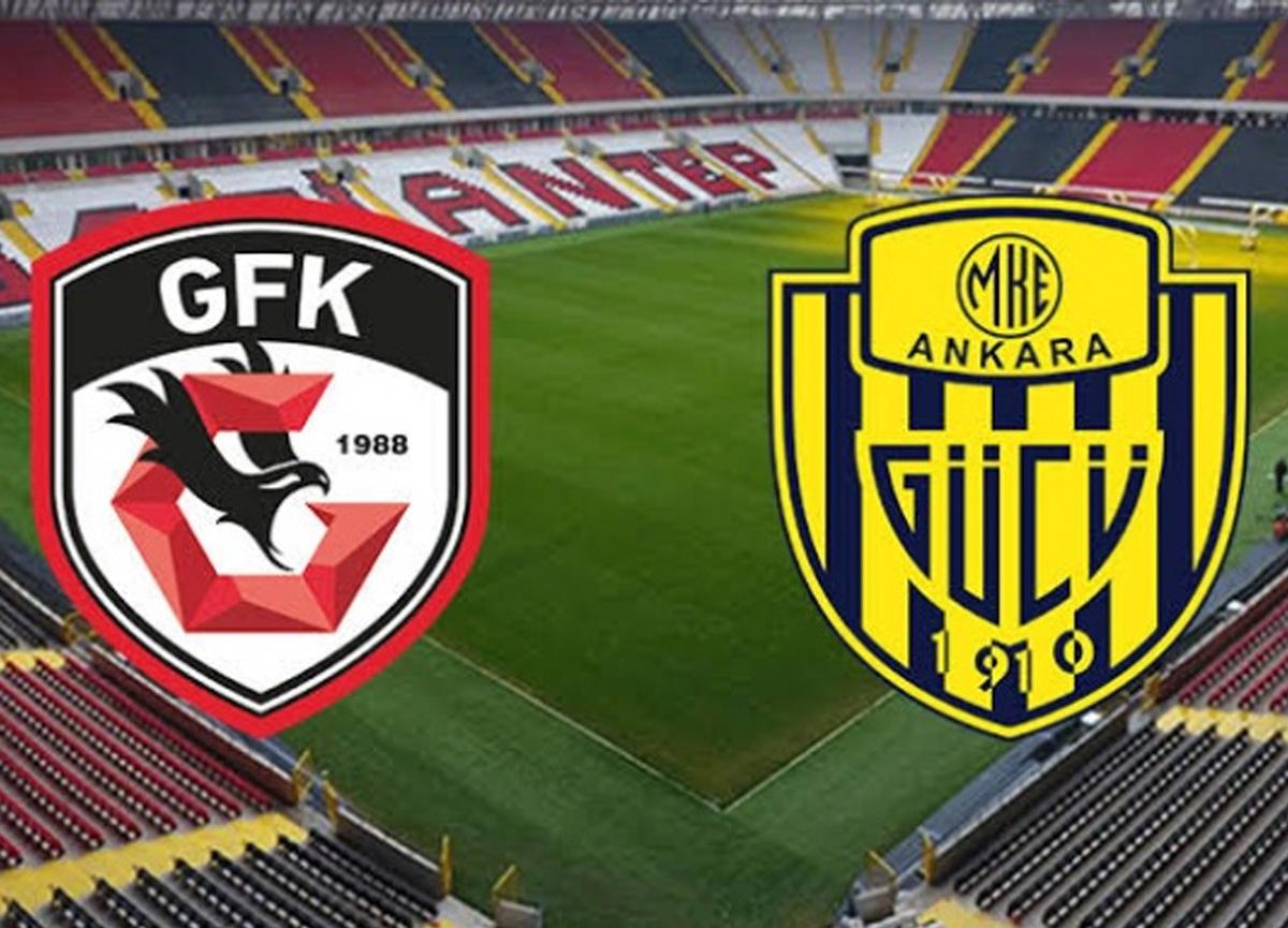 Gaziantep FK MKE Ankaragücü maçı canlı izle | Gaziantep Ankaragücü maçı saat kaçta hangi kanalda?