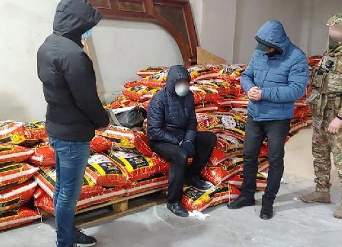 Ukrayna tarihinin en büyük uyuşturucu operasyonunda 4 Türk gözaltına alındı