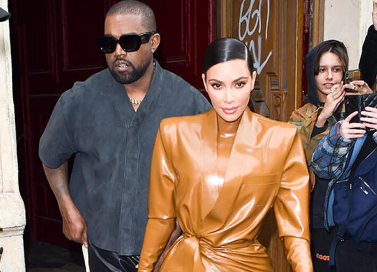 Kim Kardashian ile Kanye West çiftinin boşanacakları iddia edildi!