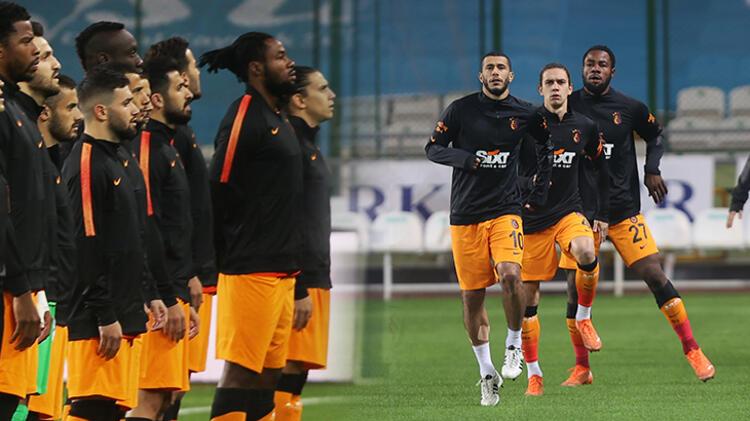 Galatasaray'da Konyaspor maçının ardından flaş ayrılıklar!