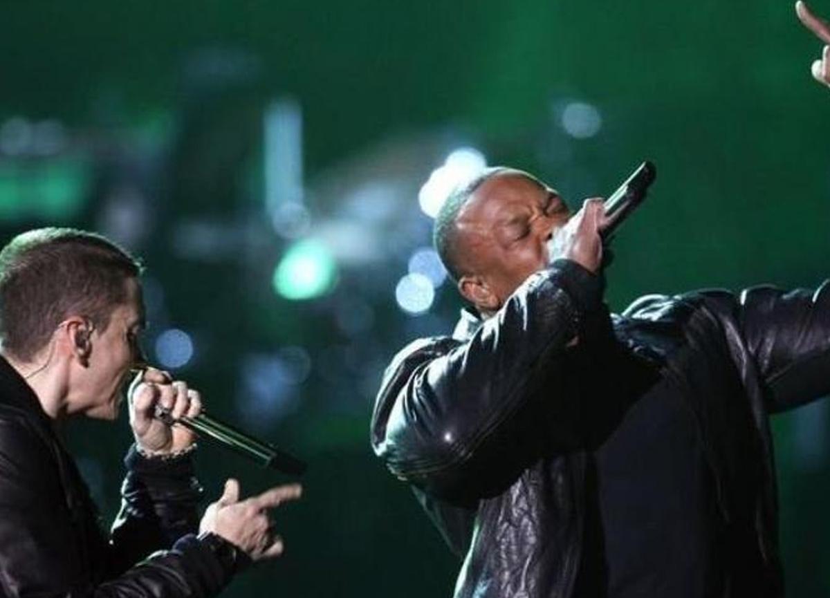 Eminem'i dünyaya kazandıran Dr. Dre lakaplı müzisyen ve prodüktör Andre Romelle Young yoğun bakımda