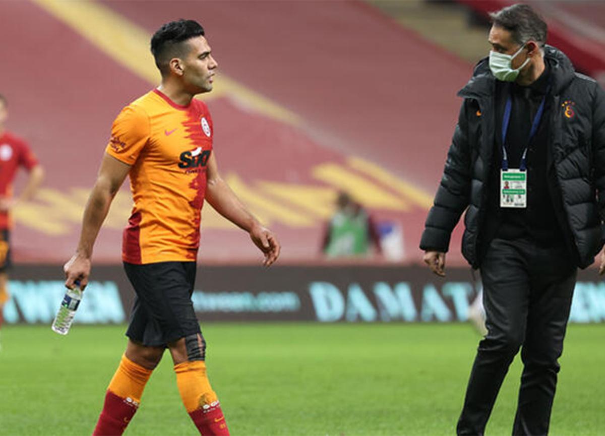 Galatasaray'dan Falcao açıklaması! Yırtık tespit edildi!