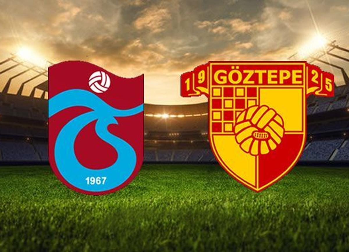 Trabzonspor Göztepe maçı canlı izle |Trabzonspor Göztepe maçı saat kaçta hangi kanalda?