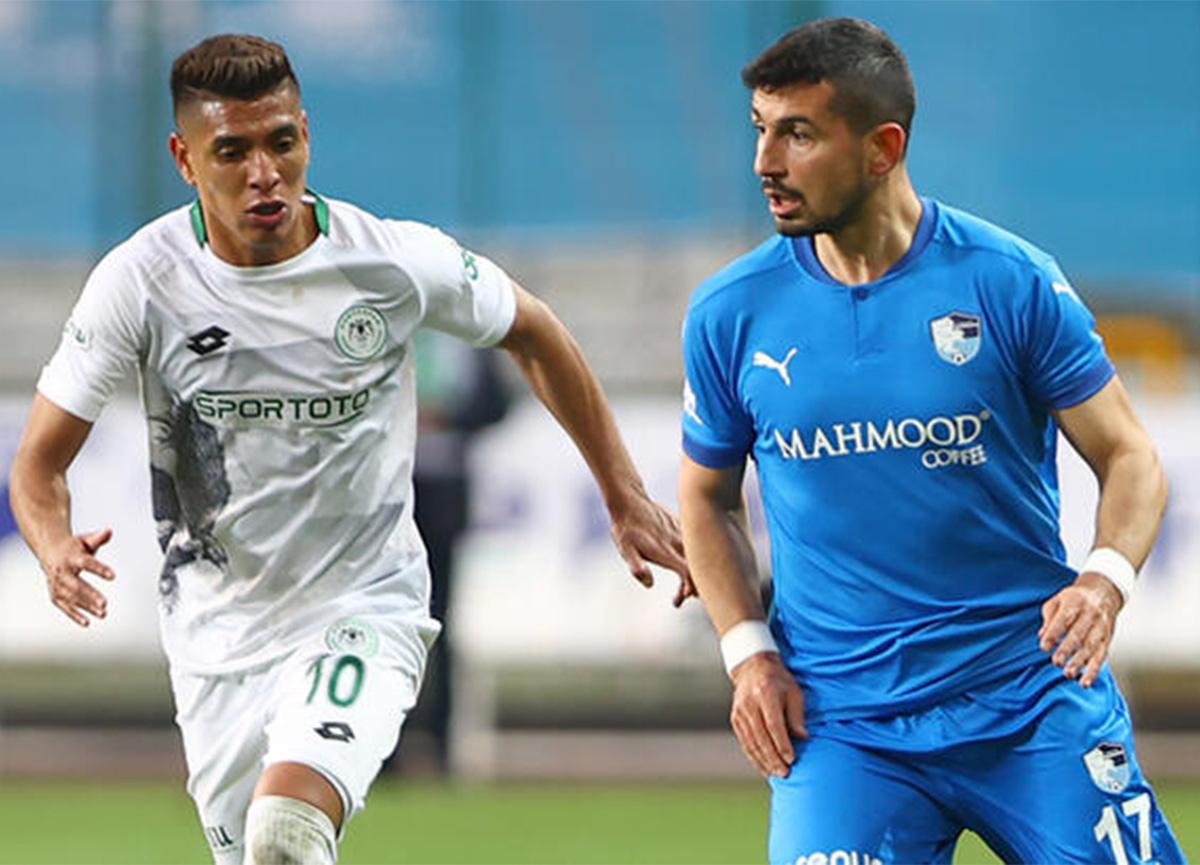 Konyaspor, Hurtado ile yollarını ayırdı!