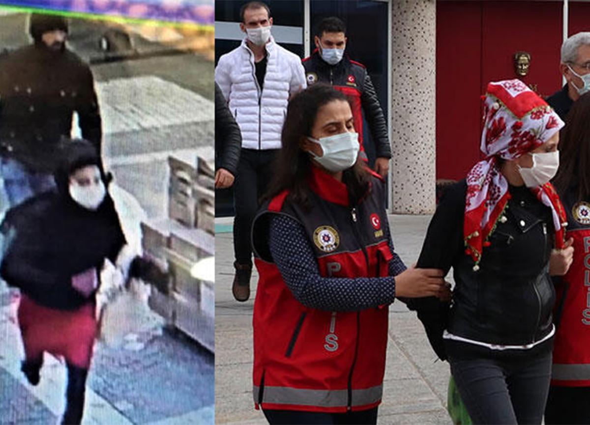 Kuyumcu hırsızları Manisa'da yakalandı