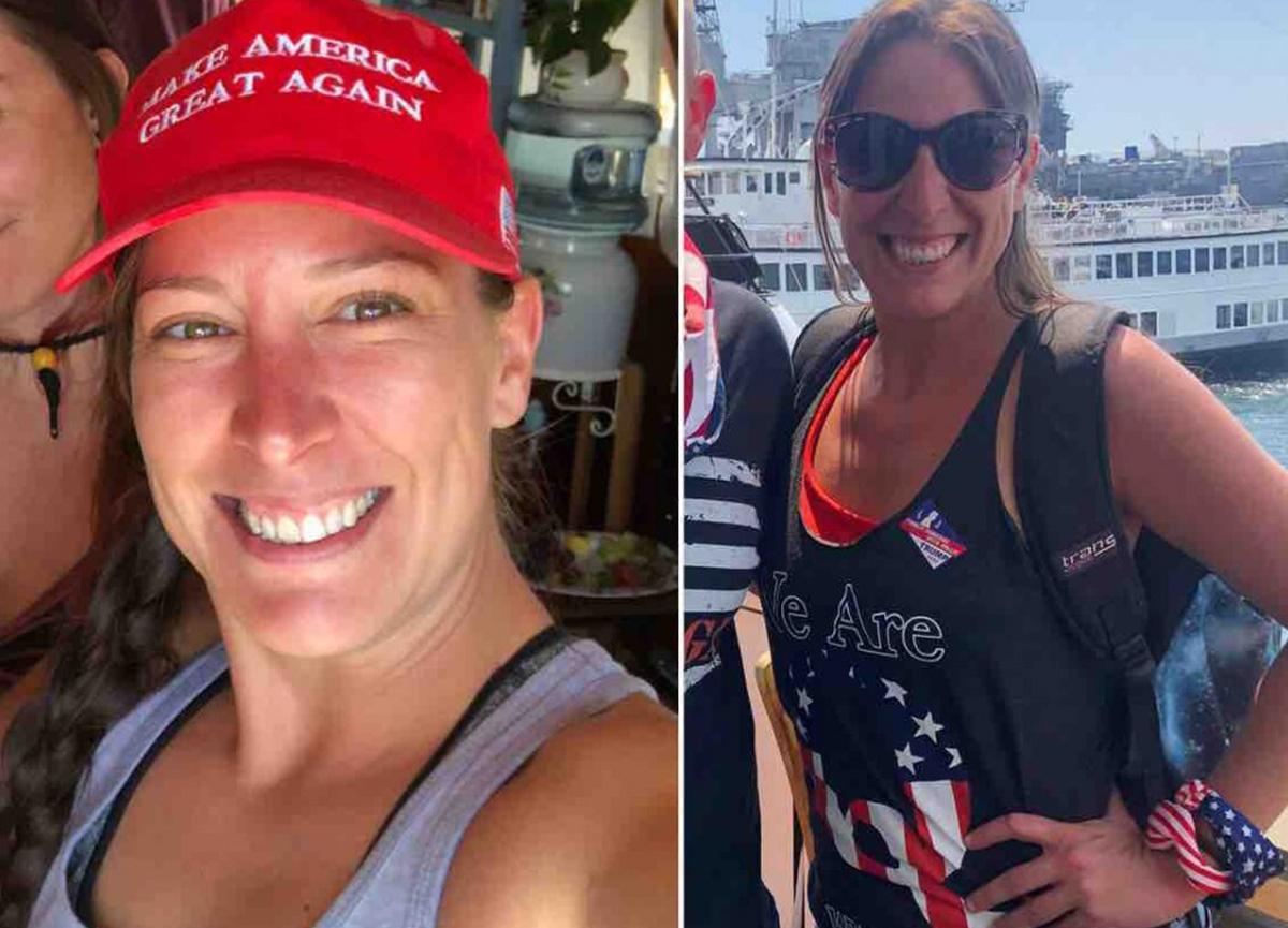 ABD'de Kongre Binası'nda öldürülen kadın kim?