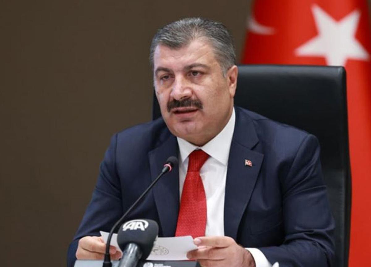 Sağlık Bakanı Fahrettin Koca'dan son dakika koronavirüs açıklaması!