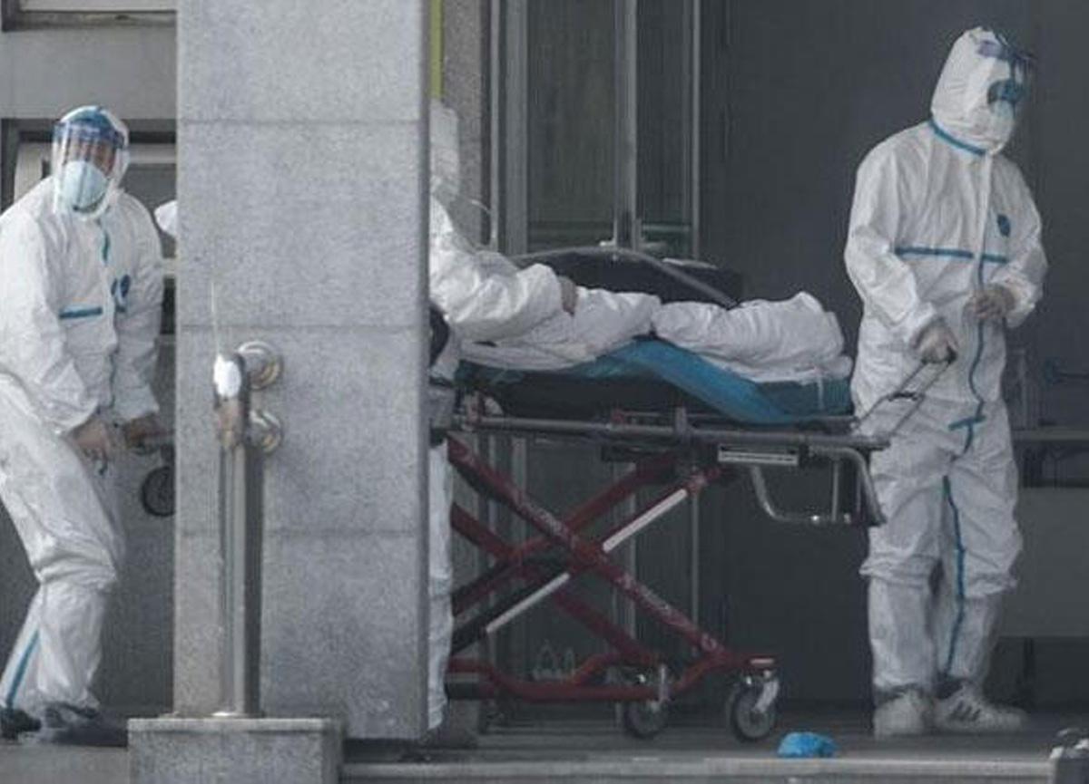 İngiltere'de salgının başından bu yana en yüksek günlük ölü sayısı görüldü