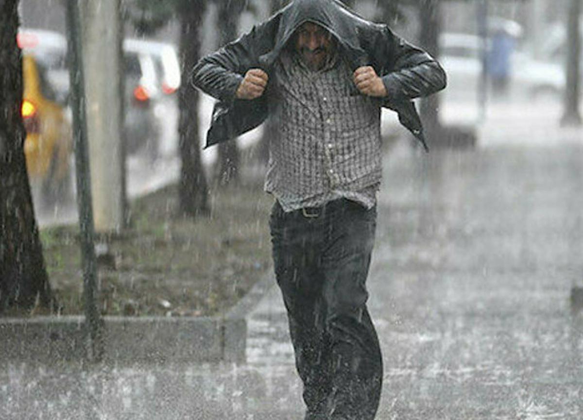 AKOM'dan İstanbul uyarısı: Yağmur bu akşamdan itibaren başlıyor