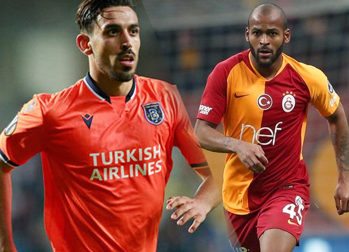 Başakşehir'den Galatasaray'a İrfan Can Kahveci cevabı: Ya Marcao ya 7 milyon Euro