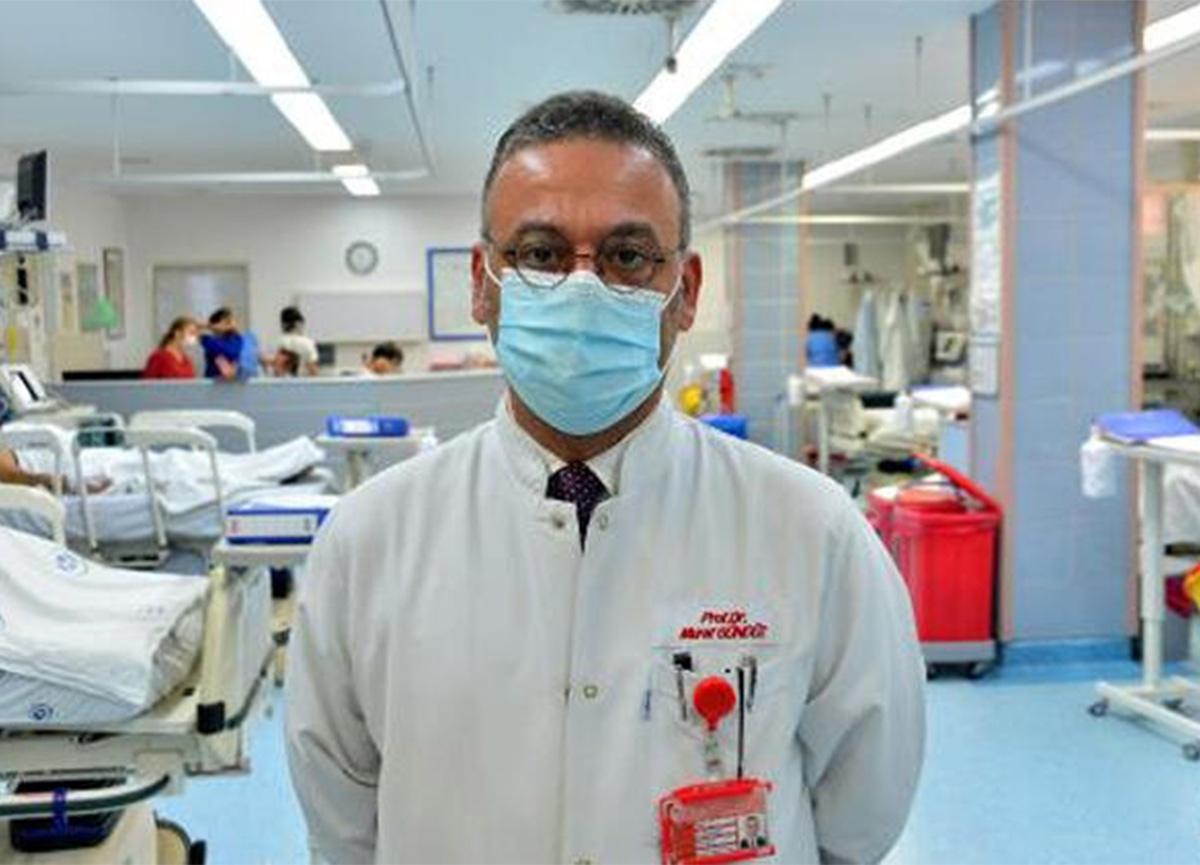 Bilim Kurulu Üyesi Prof. Dr. Gündüz: 'Koronavirüste kritik süreç...'