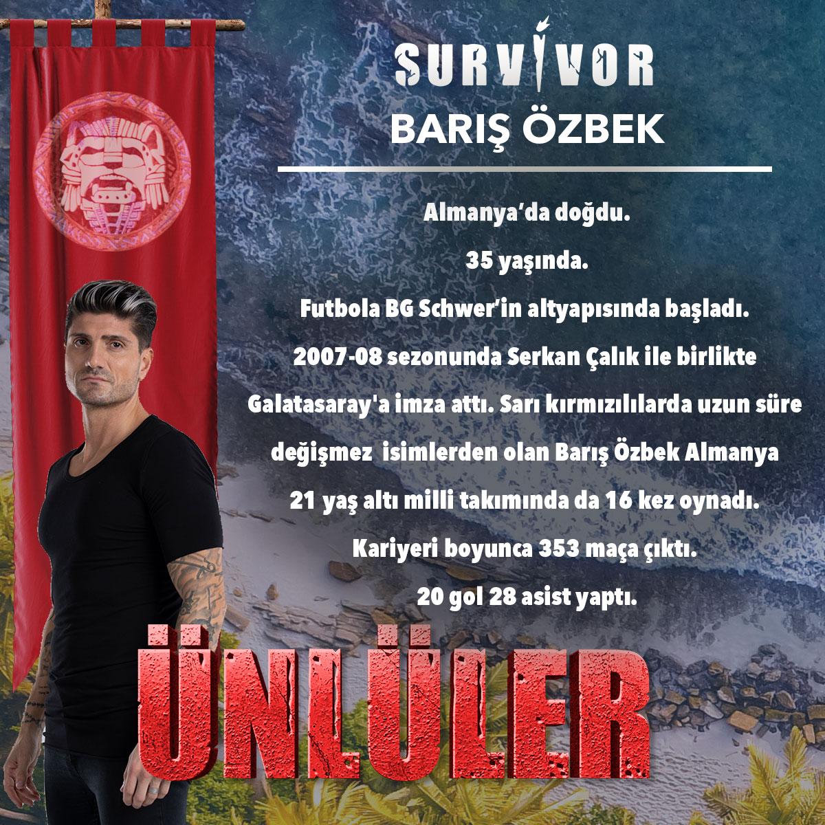 2021 Survivor ünlüler takımı yarışmacıları kimdir? İşte Survivor ünlüler takımı
