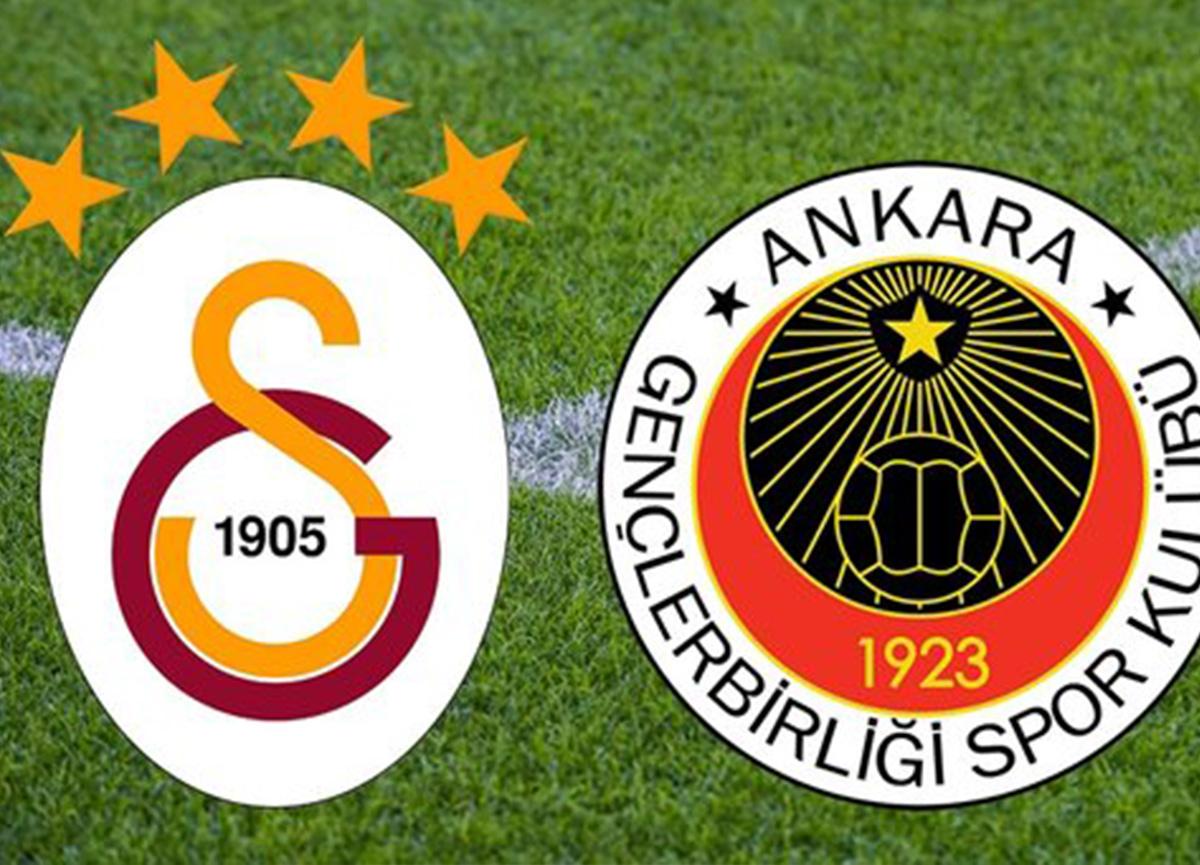 Galatasaray - Gençlerbirliği maçı canlı izle! Galatasaray maçı ne zaman, saat kaçta, hangi kanalda?
