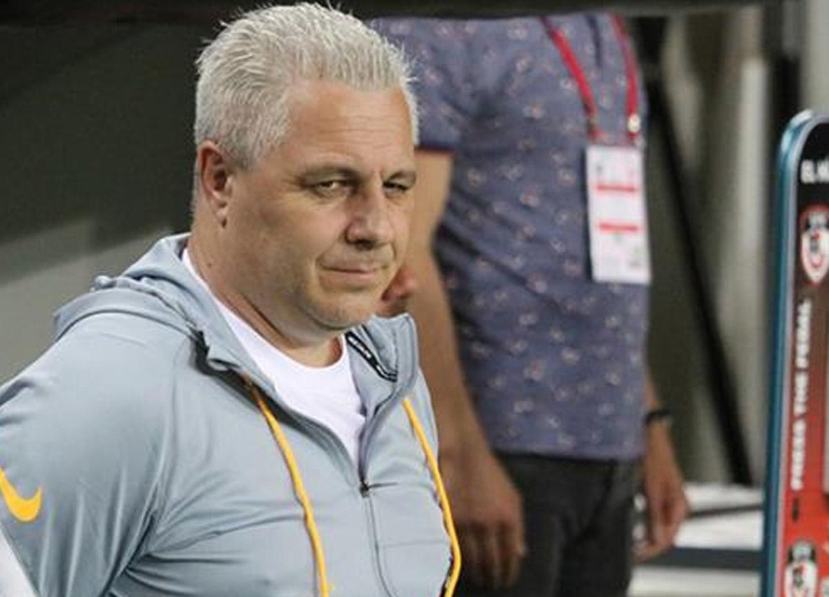 Gaziantep teknik direktörü Sudumica'dan sert sözlerle istifa sinyali