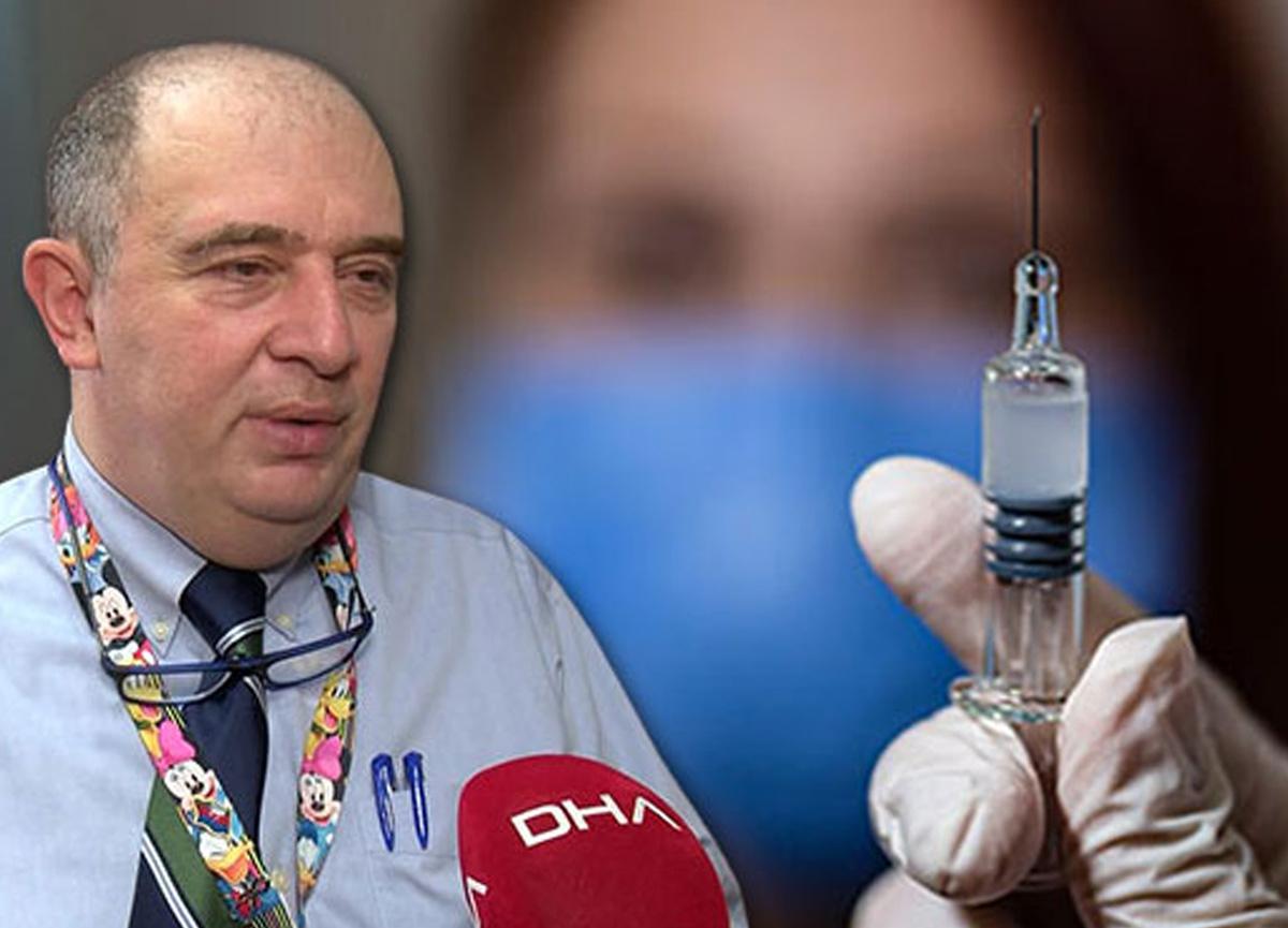 Bilim Kurulu Üyesi Prof. Dr. Ateş Kara, koronavirüs aşısıyla ilgili dikkat çeken açıklamalarda bulundu