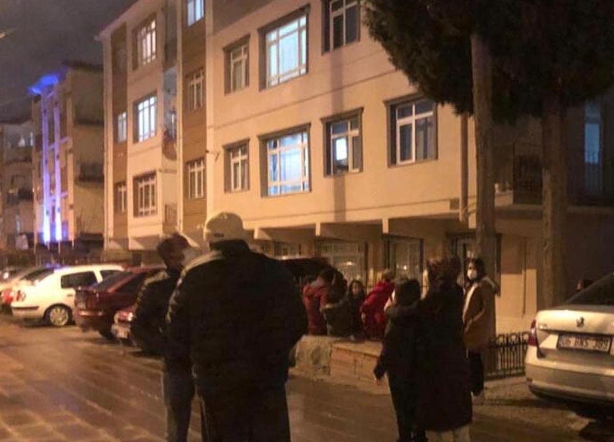 Ankara'nın Kalecik ilçesinde 4, 5 büyüklüğünde deprem meydana geldi! Deprem çevre illerden de hissedildi