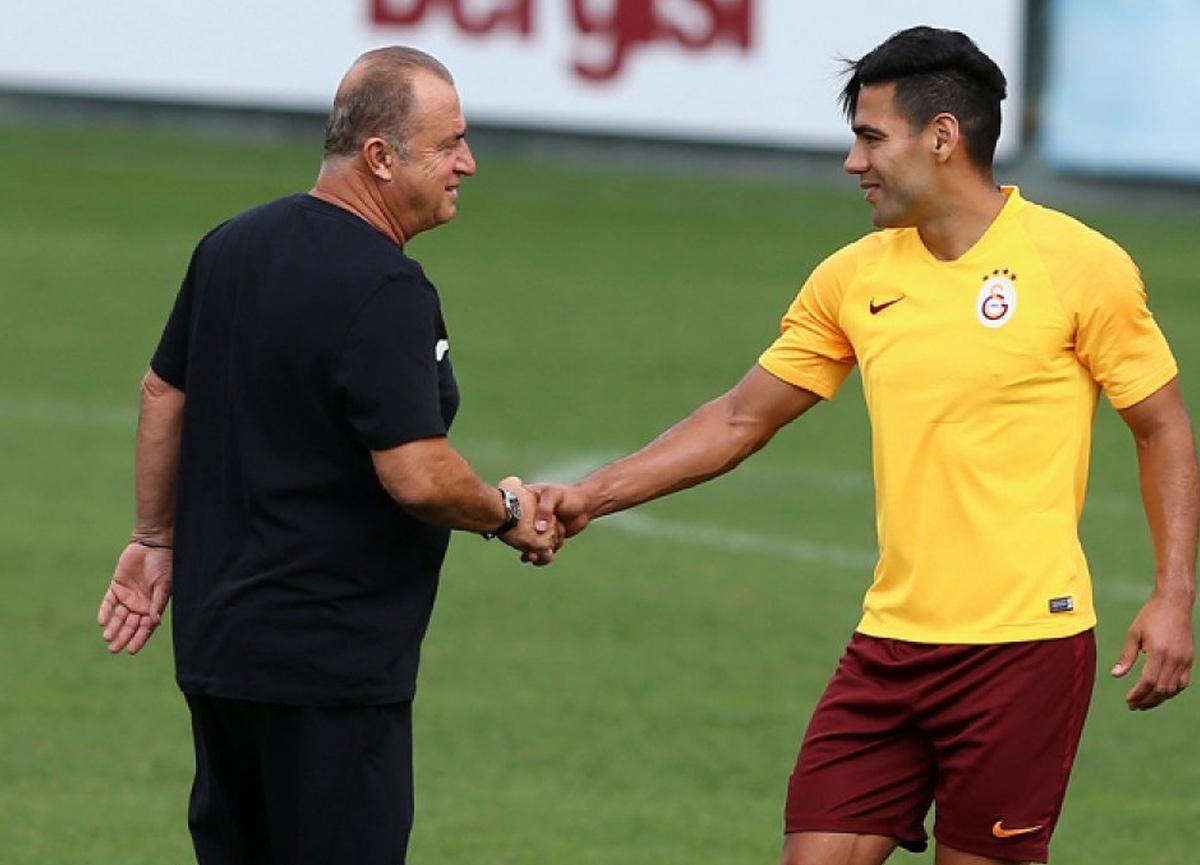 Galatasaray'dan Falcao'ya Amerika baskısı: Teklifi kabul et