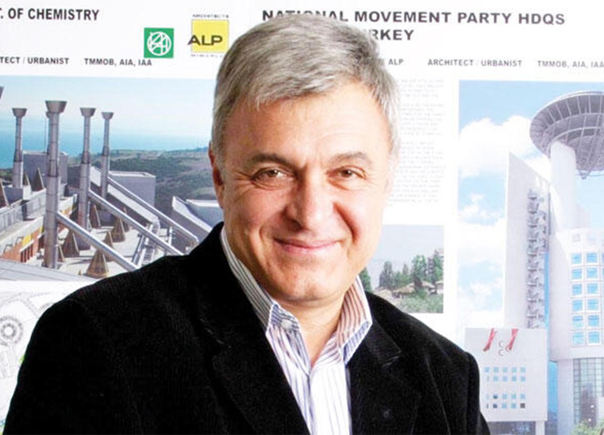 Dünyaca ünlü mimar Prof. Dr. Ahmet Vefik Alp hayatını kaybetti!