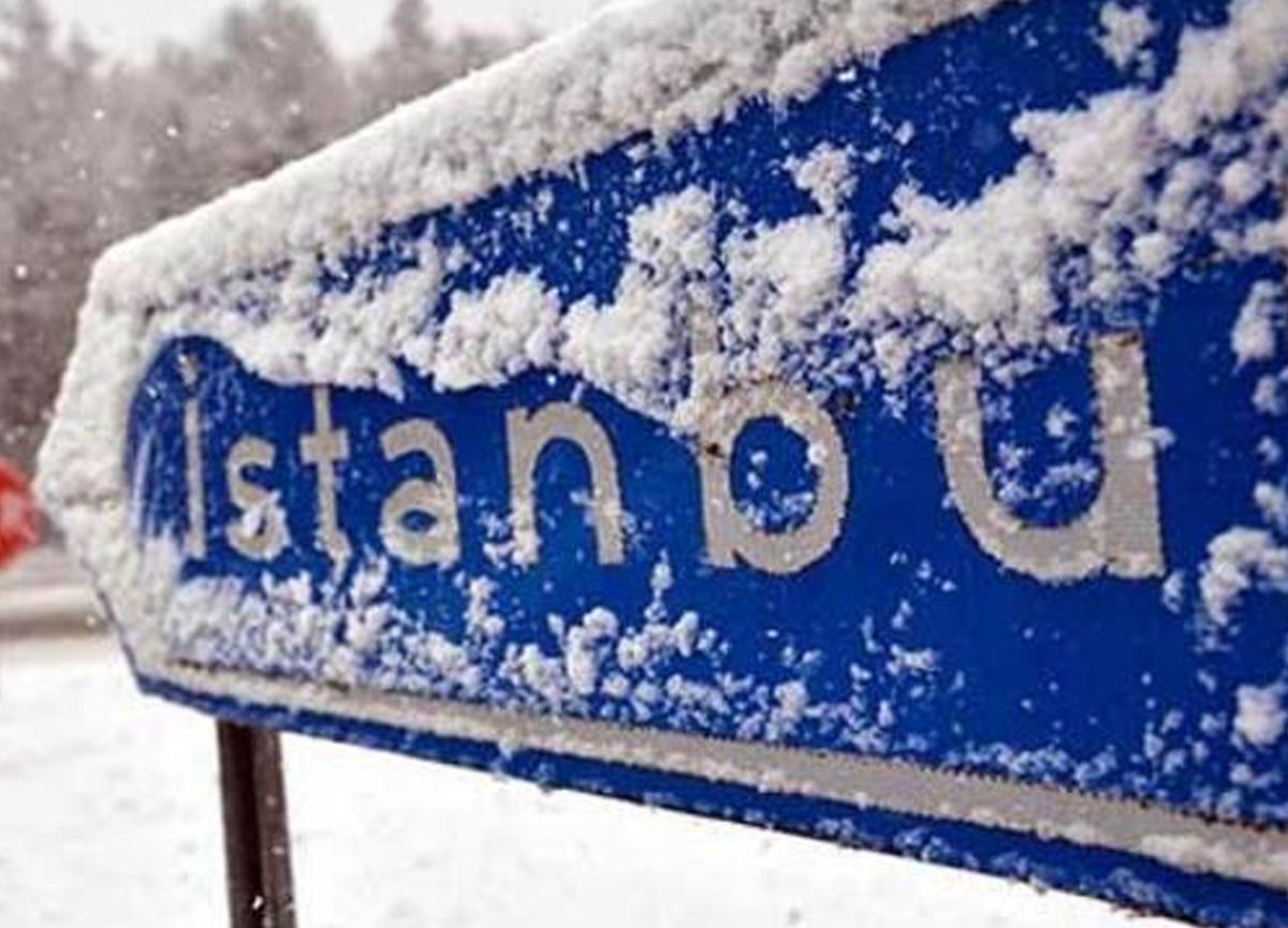 Meteoroloji tarih verdi! İstanbul'a bu hafta kar yağacak mı?