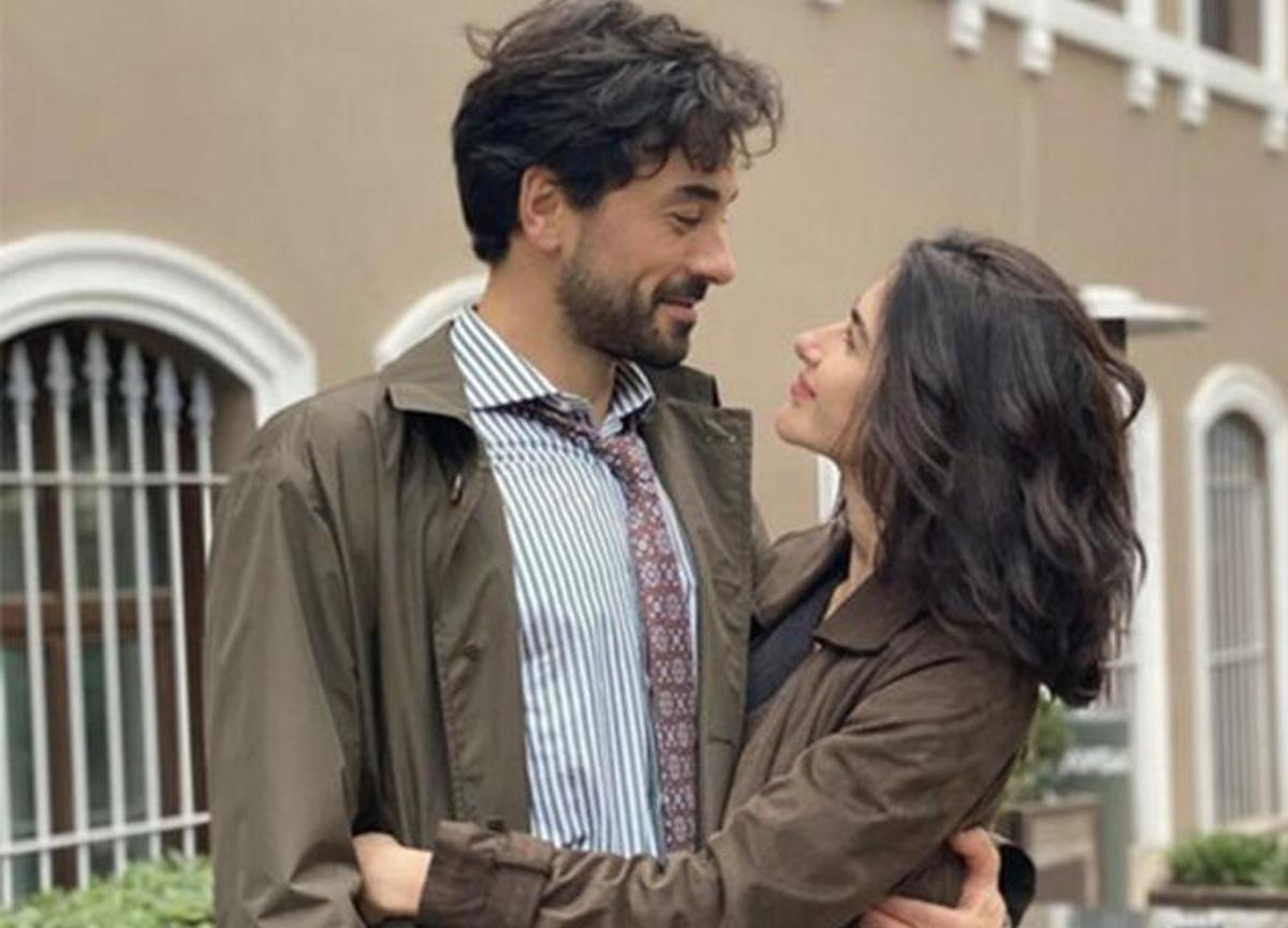 Nesrin Cavadzade ile Gökhan Alkan çiftinin pozları sosyal medyayı salladı
