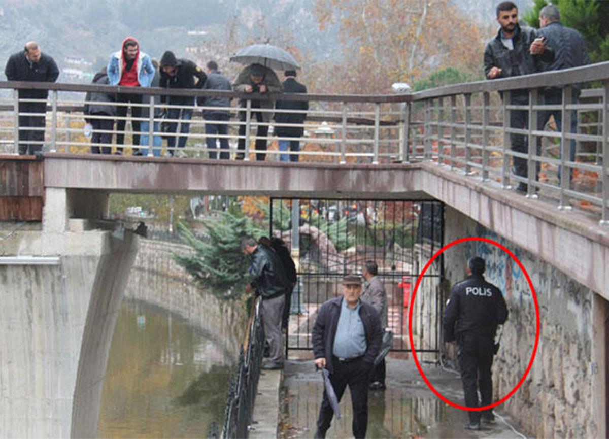 Amasya'da zehirli balık uyarısı! Vatandaşlar dinlemedi
