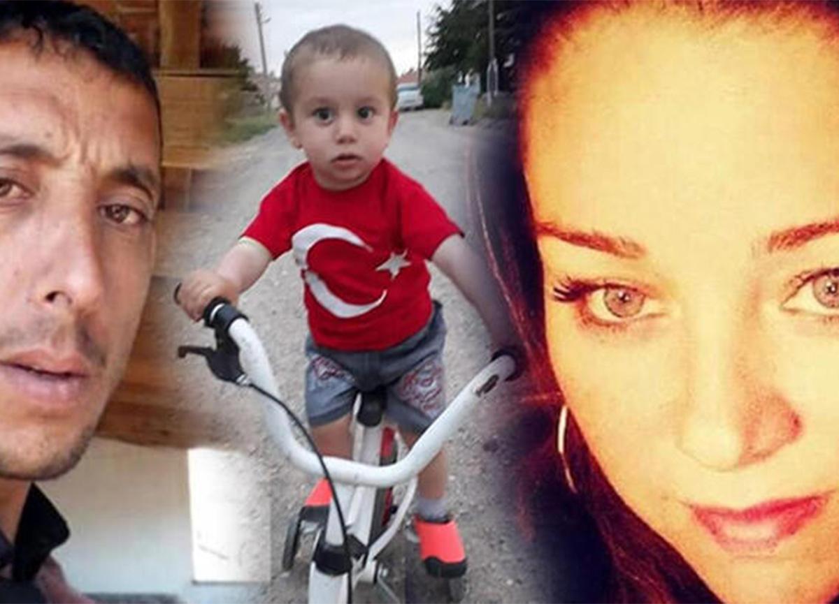 Annesinin sevgilisi tarafından öldürülen minik Alperen'in otopsi raporu çıktı