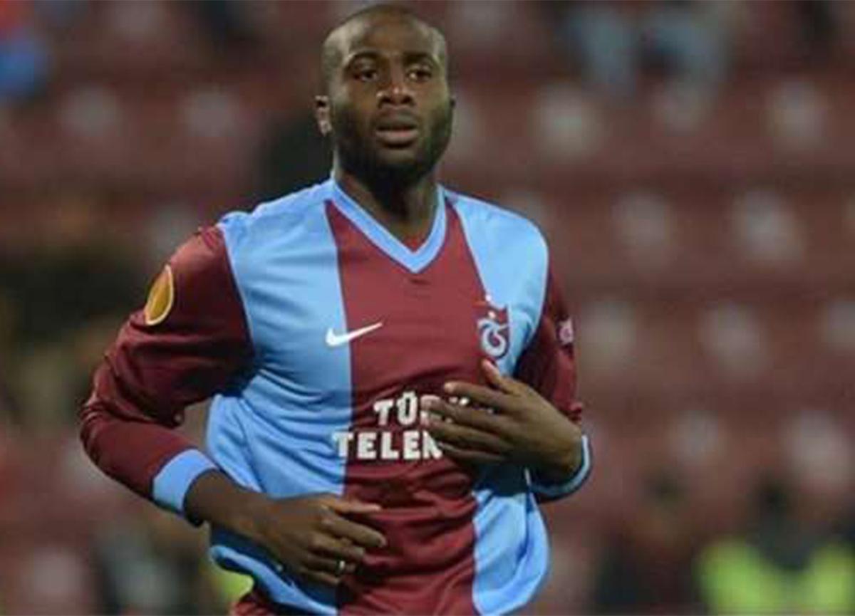Trabzonspor'un eski futbolcusu Sol Bamba kansere yakalandı