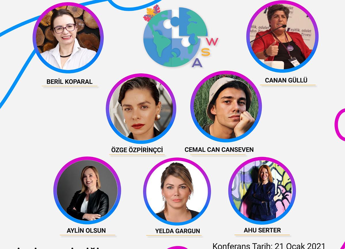 Cinsiyet Eşitliği ve Roller konferansı 21 Ocak'ta gerçekleşiyor