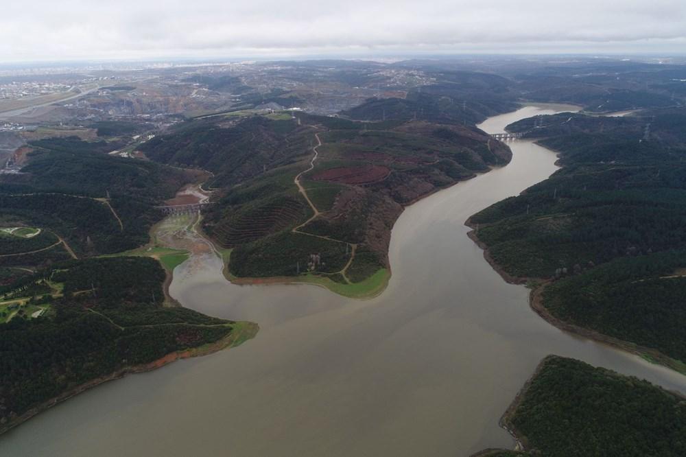İstanbul'a güzel haber! Alibeyköy Barajı dolmaya başladı