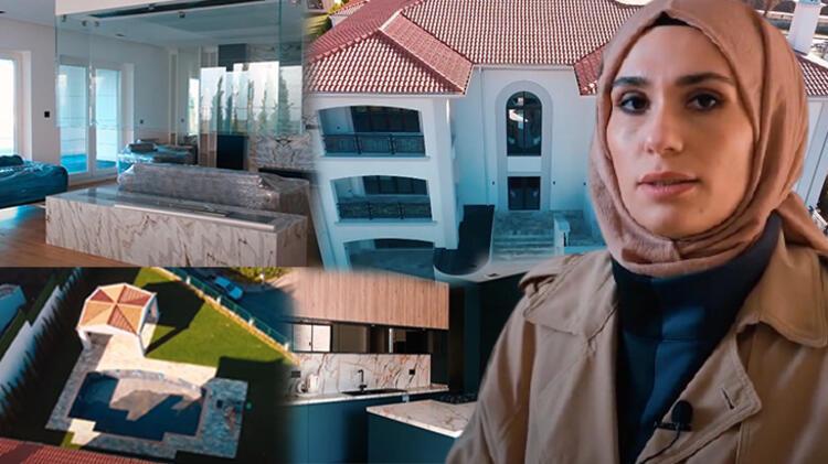 MasterChef Güzide yeni villasını takipçileriyle paylaştı