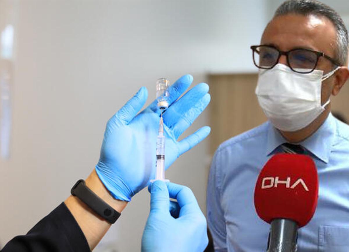Bilim Kurulu üyesi Prof. Dr. Hasan Tezer: 'Aşılama en kısa sürede bitirilecek'