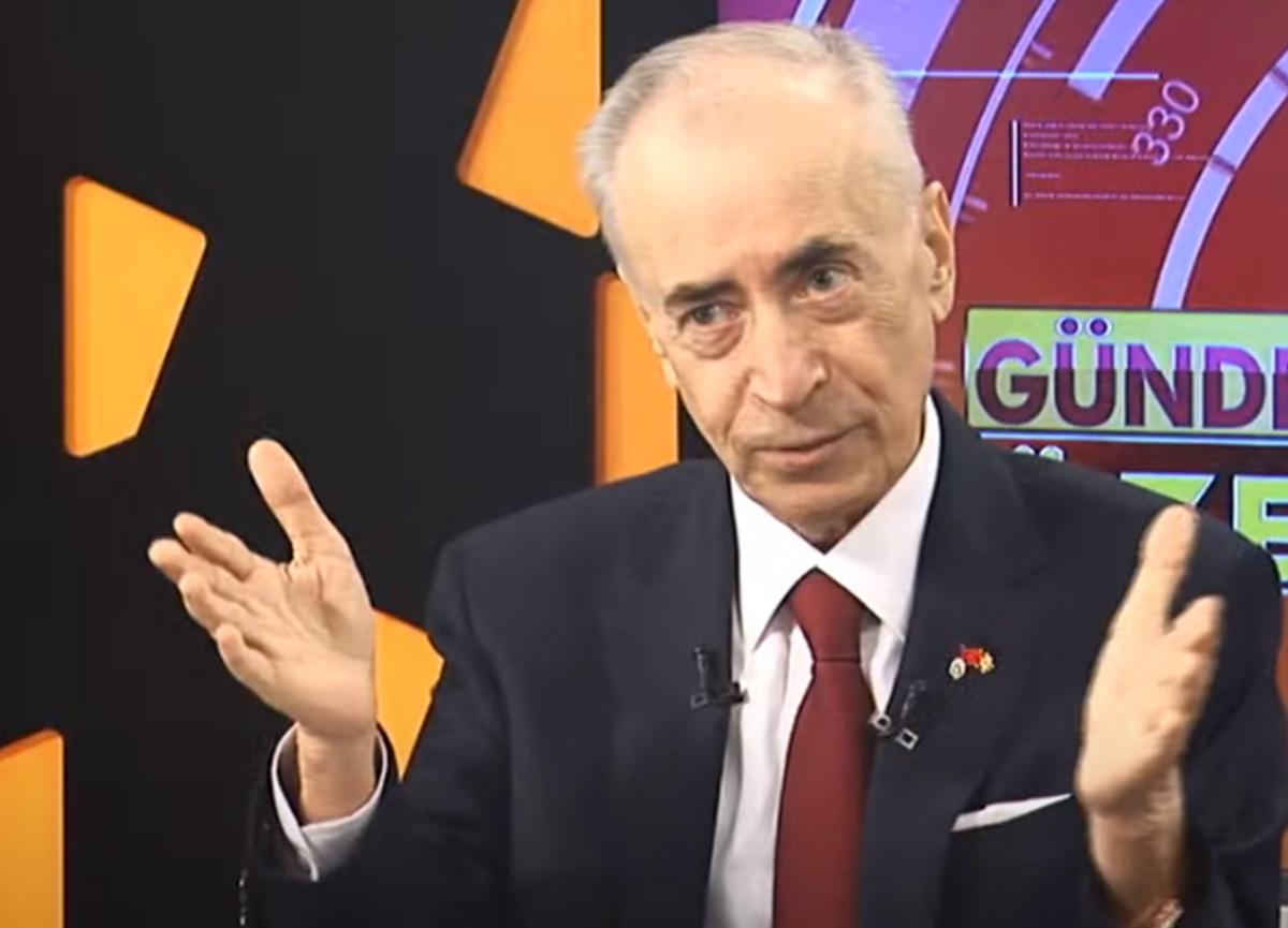 Merakla bekleniyordu... Mustafa Cengiz'den canlı yayında Fatih Terim ve İrfan Can açıklaması
