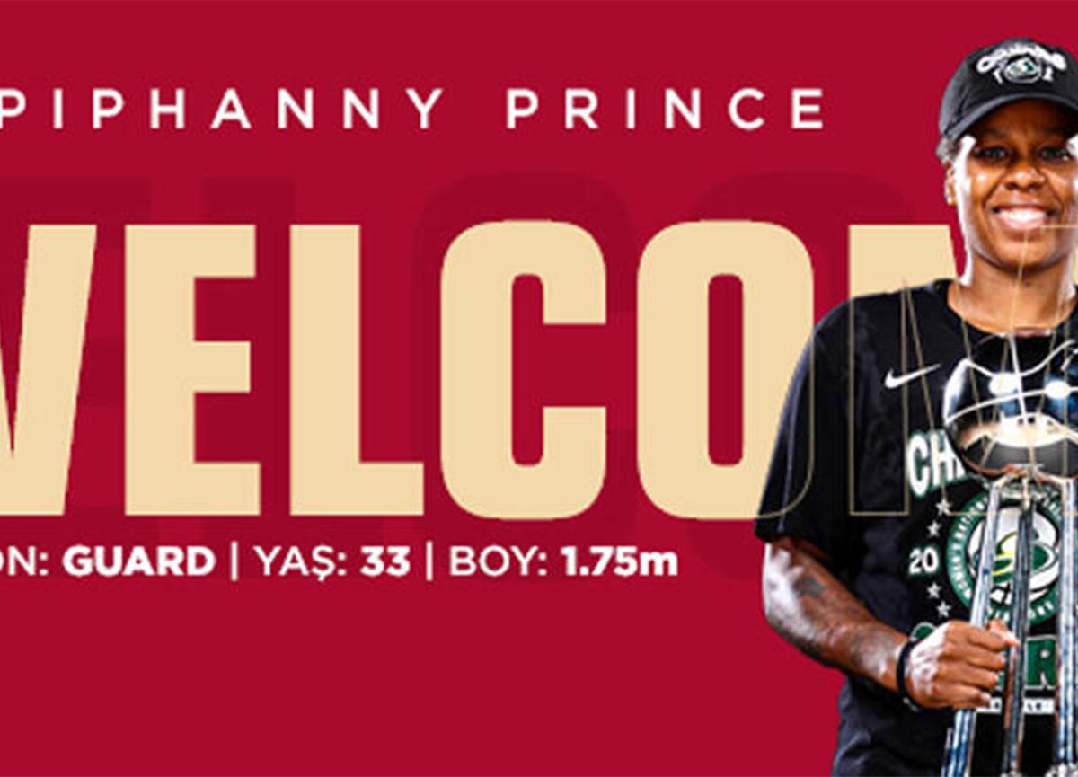 Galatasaray, Epiphanny Prince'i kadrosuna kattığını açıkladı!