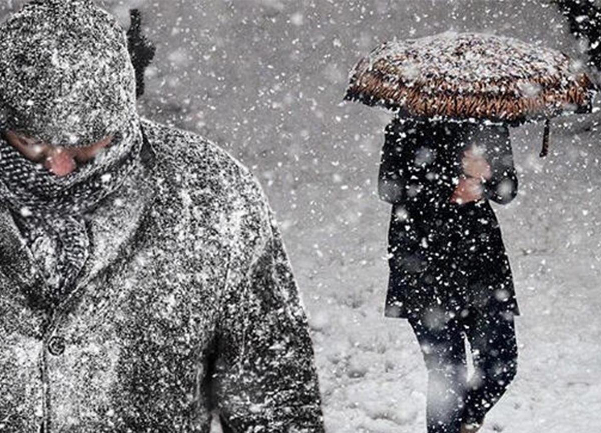 Meteoroloji, sarı alarm verdi! İstanbul'a kar ne zaman yağacak?