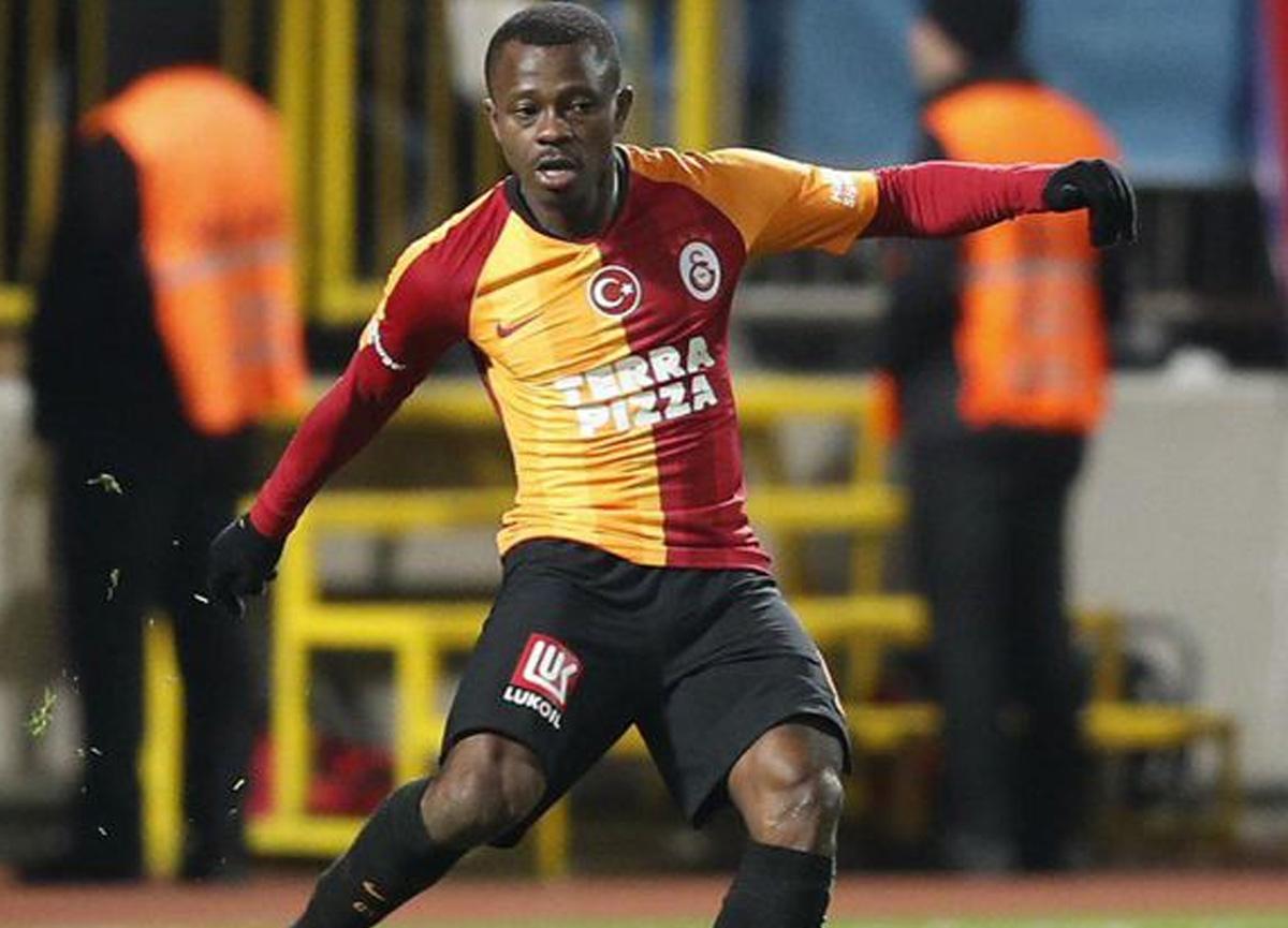 Galatasaray'ın kiralamak istediği Seri için Benfica da devreye girdi